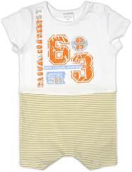 Песочник летний для мальчика, р. 68 ТМ Garden Baby