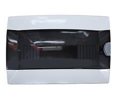 Распределительный  щиток  пластиковый для монтажа в стену 18 модулей