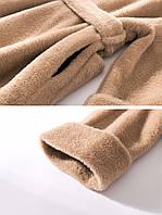 Женское укороченное пальто. Модель 8722, фото 4