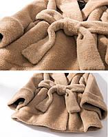 Женское укороченное пальто. Модель 8722, фото 6