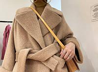 Женское укороченное пальто. Модель 8722, фото 5