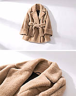 Женское укороченное пальто. Модель 8722, фото 7