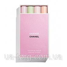 Парфюмерный набор Chanel Chance 4 в 1 (Euro)