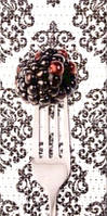 Плитка Атем настенная декор Atem Palace Dewberry 295x595 мм