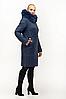 Зимние женские куртки с натуральным мехом размеры 46-58, фото 6