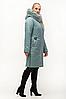 Зимние женские куртки с натуральным мехом размеры 46-58, фото 2