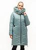 Зимние женские куртки с натуральным мехом размеры 46-58, фото 8