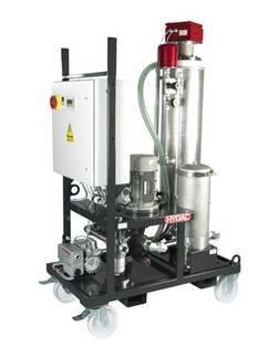 Агрегат для удаления воды и растворенных газов серии Mobil FAM 25/45/60/75/95 (Hydac), фото 2