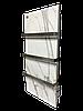 Керамический полотенцесушитель с терморегулятором LIFEX ПСК600 (белый мрамор), фото 2