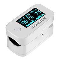 Пульсоксиметр на палец для измерения сатурации крови Qitech QT301 (Швейцария), фото 1
