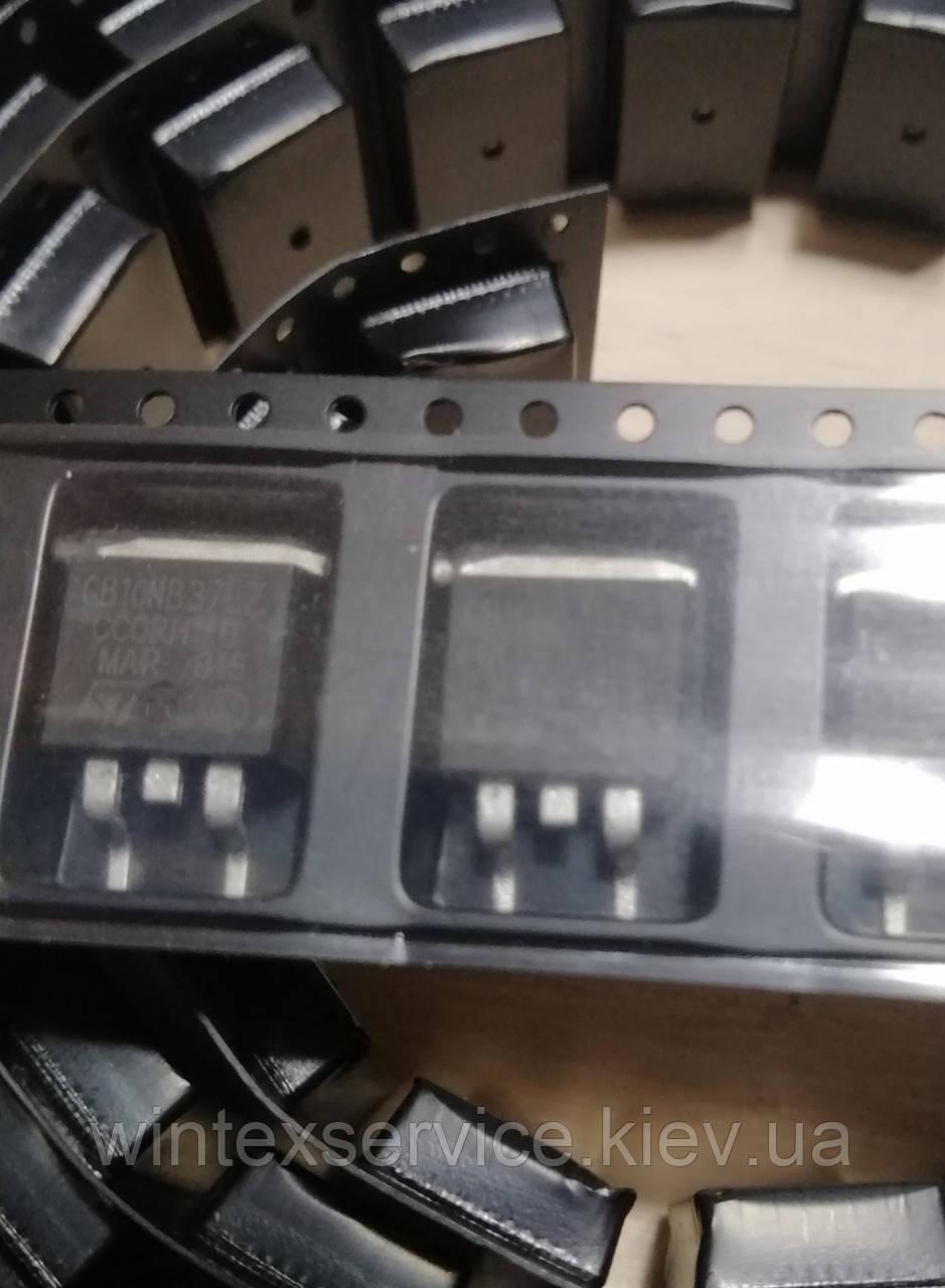 Транзистор STGB14NC60KD