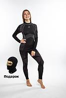 Термобелье женское спортивное Sesto Senso Active женской комплект термобелья для спорта M