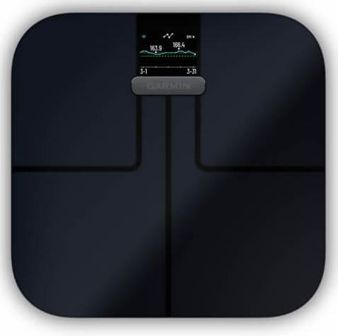 Смарт-ваги / Аналізатор складу тіла Garmin Index S2 (Black)