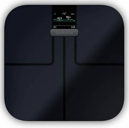 Смарт-ваги / Аналізатор складу тіла Garmin Index S2 (Black), фото 2