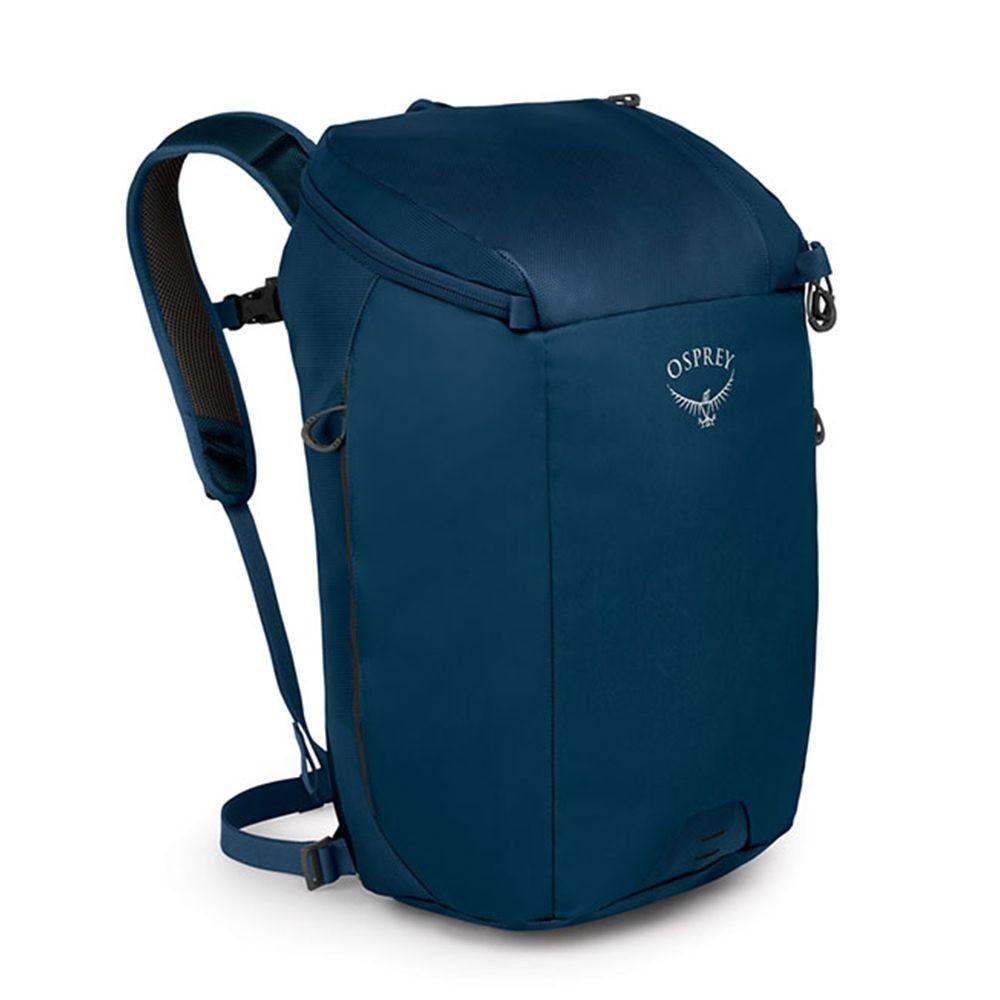 Рюкзак Osprey Transporter Zip 30 Deep Water Blue