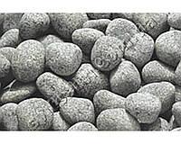 Камень для сауны оливиновый диабаз шлифованый
