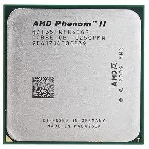 Процесор AMD Phenom X6 1055T 2800MHz, sAM3 tray