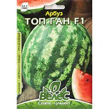 """Семена арбуза раннего """"Топ Ган"""" F1 (5 г) от ТМ """"Велес"""""""
