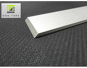 Алюминиевая полоса, шина 40 х 4 мм 6060 Т6 (АД31Т) электротехническая, фото 2
