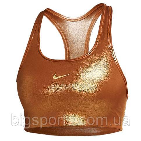 Топ жен. Nike W Nk Swoosh Icnclsh Shmr Bra (арт. CT3791-750)