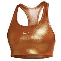 Топ жен. Nike W Nk Swoosh Icnclsh Shmr Bra (арт. CT3791-750), фото 1