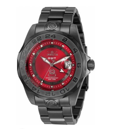 Мужские часы Invicta 33568 Pro Diver Master Ocean GMT