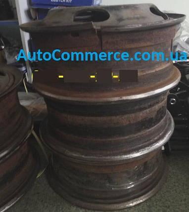 Диск колесный Hyundai HD65, Хюндай, (5291045002) Богдан А069 (6.0-16.0) Б/У, фото 2