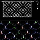 Гирлянда сетка светодиодная 480 LED, Мультицветная, прозрачный провод, 5х1м., фото 10