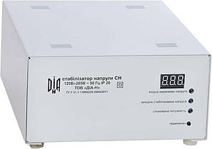 Стабилизатор напряжения Діа-Н СН-1000-м