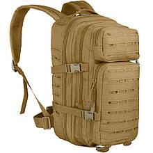Рюкзак MFH Assault I Laser 30L Coyote