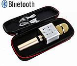 Беспроводной Bluetooth караоке микрофон, фото 3