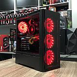 Игровой компьютер Golden Field Ryzen 5-3400G RAM 16GB  SSD 240GB + HDD 1TB GTX1080 8GB 256bit, фото 2