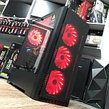 Игровой компьютер Golden Field Ryzen 5-3400G RAM 16GB  SSD 240GB + HDD 1TB GTX1080 8GB 256bit, фото 8