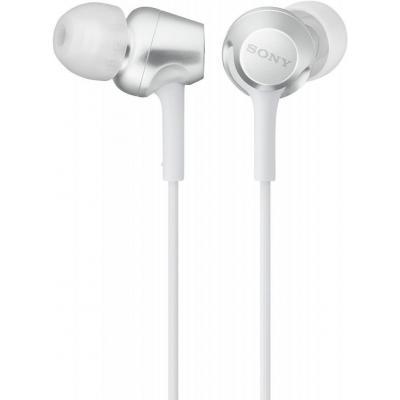 Навушники SONY MDR-EX255AP White (MDREX255APW.E)