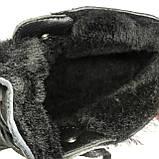 Ботинки мужские черные, фото 3