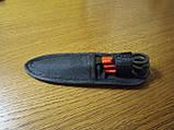 Набор метательных ножей 722 Дракон в чехле, фото 4