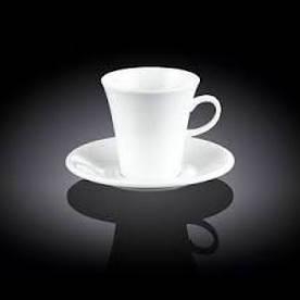 Чашка чайная с блюдцем на 300 мл Wilmax WL-993110