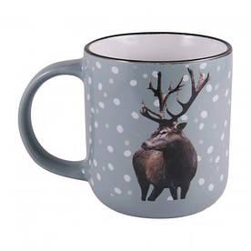 Кружка Milika New Year's Deer M0420-K2 320 мл