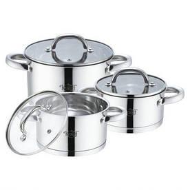 Набор посуды Krauff Mastery 26-242-043 6 предметов