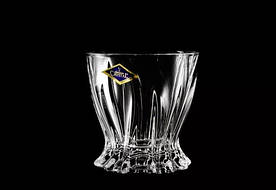 Набор стаканов Bohemia Aurum-Crystal Plantica 2KE85/99V44/250Y 250 мл 6 шт
