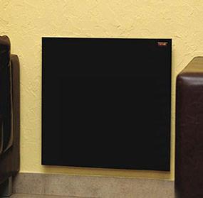 Керамический панельный обогреватель Dimol Standart 03 Plus графитовый