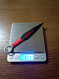 Набор метательных ножей 722 Дракон в чехле, фото 3