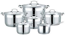 Набор посуды 12 предметов Bohmann BH-60012