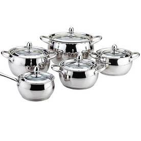 Набор посуды 10 пр Maestro MR 3509