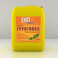 """Грунтовка акриловая """"EKO CONTACT"""" 10 л"""