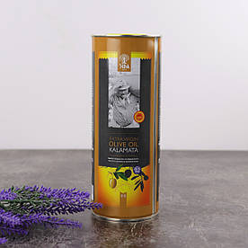 Оливкова олія 1 л Extra Virgin Kalamata Orange HPA Греція OIL-5757-1