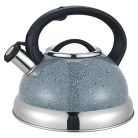 Чайник со свистком на 3 л Maestro MR-1313-C