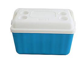 Термобокс 32 л Mazhura синий MZ-1015-BLUE