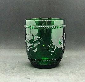 Стакан OLens Роял ТМ-0055-G 250 мл зеленый