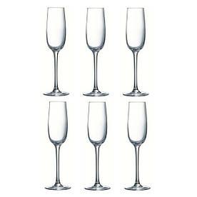 Бокал LUMINARC АЛЛЕГРЕСС НАБОР 6X175 мл для шампанского Luminarc J8162/1